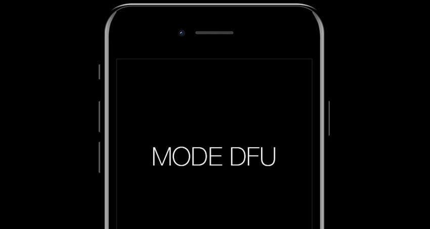 Comment Entrer En Mode Dfu Ou En Mode Recovery Sur Iphone