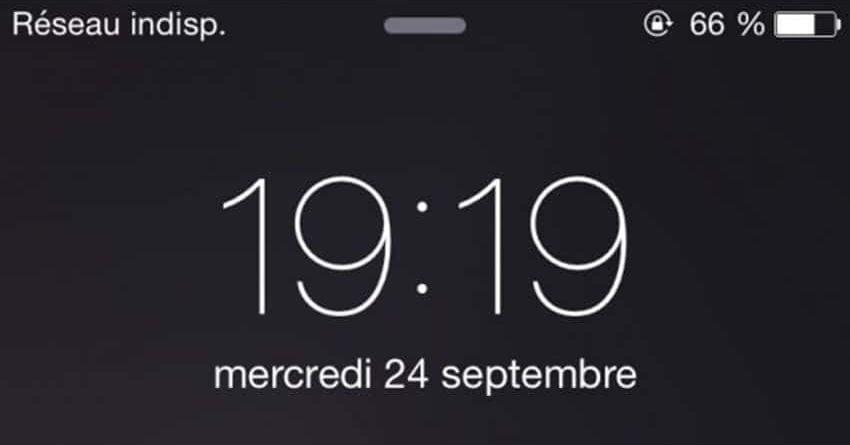 iphone ne reconnait pas carte sim L'iPhone n'a plus de réseau ou ne reconnait pas la carte sim. Que