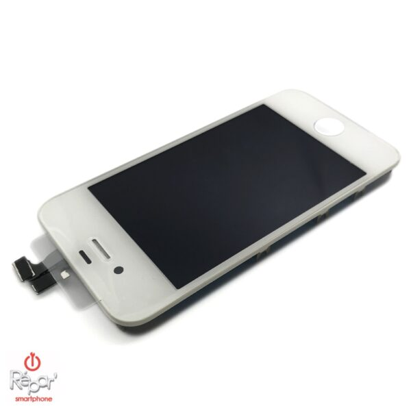 iPhone 4 blanc pic4