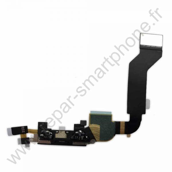 Prise de charge iPhone 4S_noir_img2