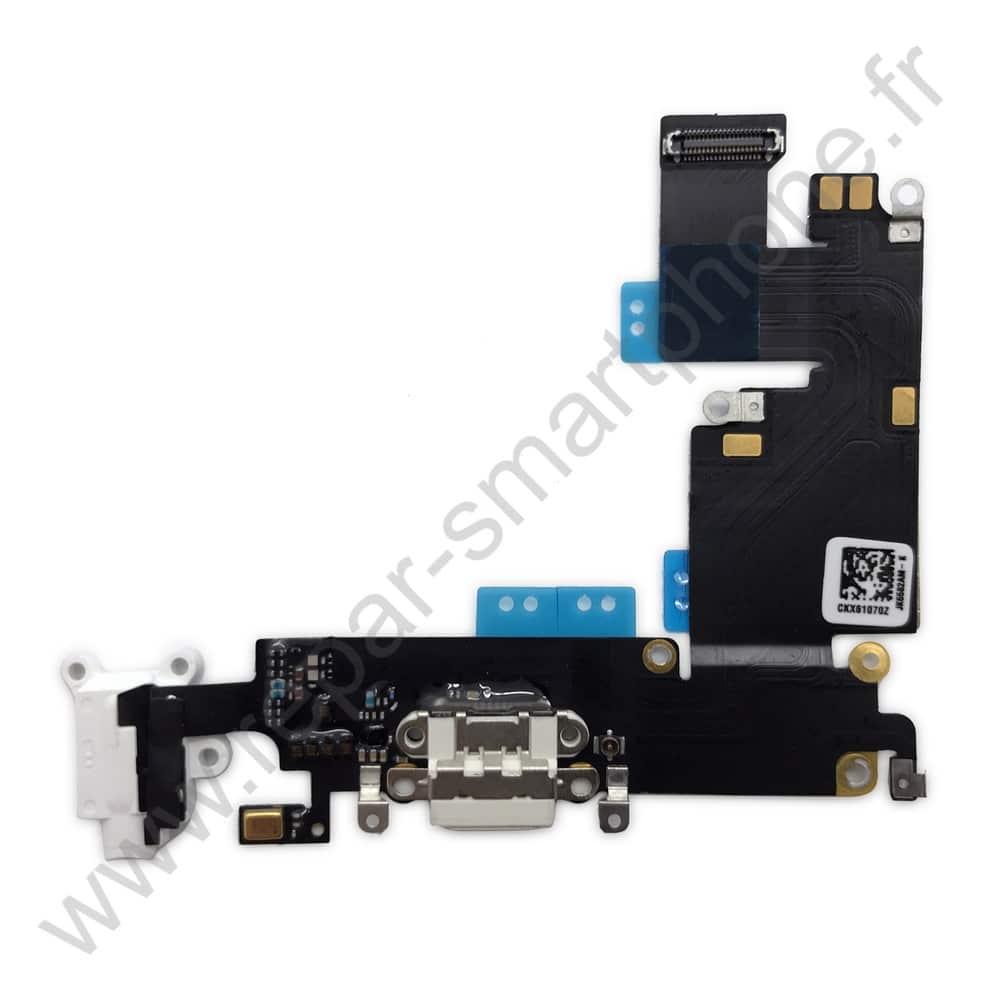 Prise de charge iPhone 6G plus blanc