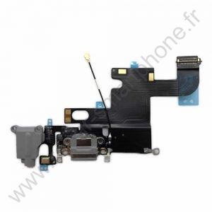 Prise de charge iPhone 6 gris img1