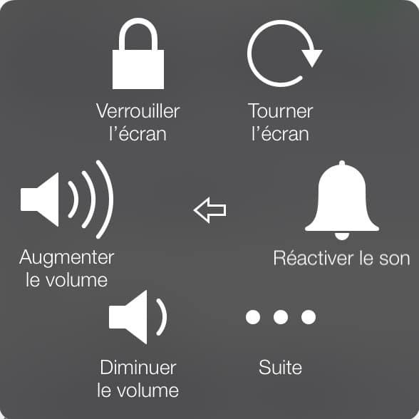 assistiveTouch menu 2