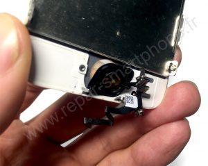 Retrait du bouton home iPhone 5S SE 2