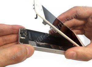 Ouverture de l'ecran de l'iPhone etape 4-2