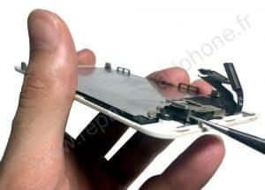 Retrait de l ecouteur iPhone 5S SE 2