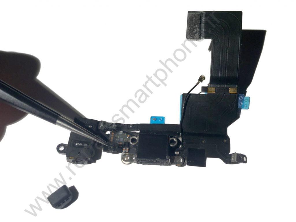 probleme connecteur de charge micro iphone 2