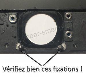 verification fixations ecran iphone