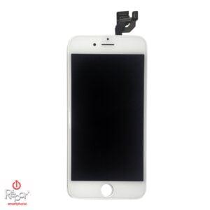 iPhone 6 blanc assemble photo 1