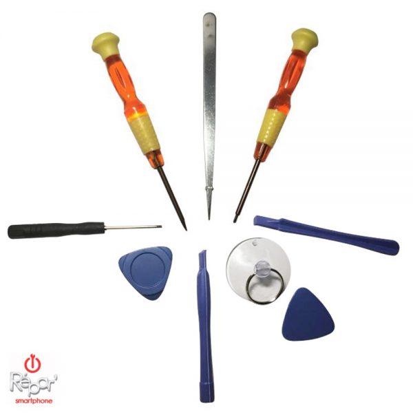 Kit outils longs outils repar_smartphone