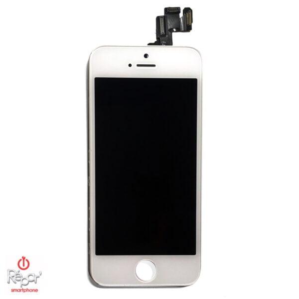 iPhone 5S SE blanc ecran pre-ass photo 1