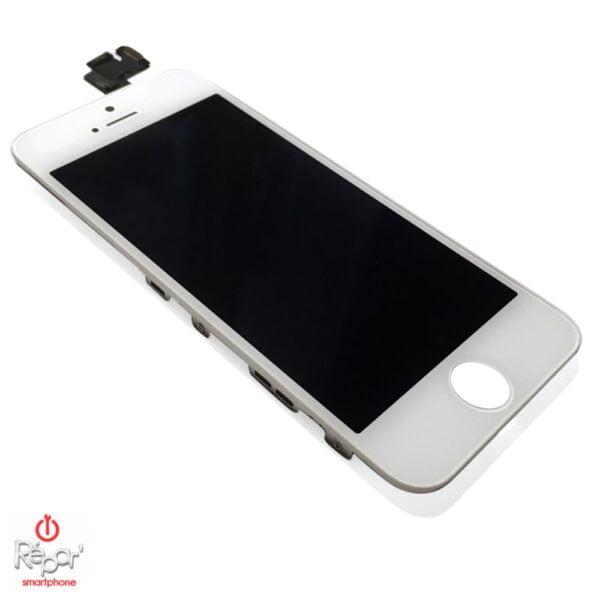 iPhone 5S SE blanc ecran pre-ass photo 4