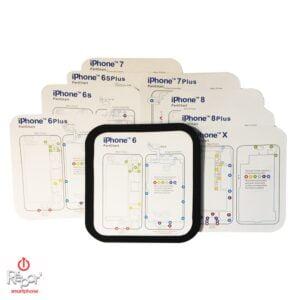 planche universelle reparation 9 en 1 pour iPhone