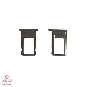 tiroir sim iphone 6 noir gris sideral