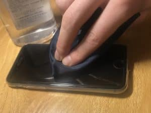 nettoyer son iphone