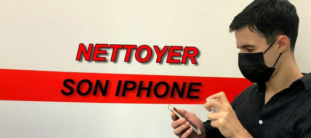 nettoyer son iphone apercu