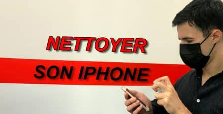 nettoyer son iphone apercu