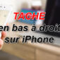 apercu article tache bas droite iphone 7 8 7 plus 8 plus