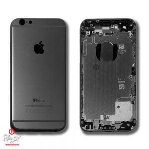 chassis coque arrière iphone 6 noir original img1