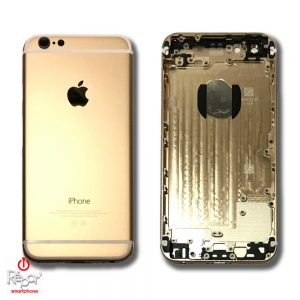 chassis coque arrière iphone 6 or original img1