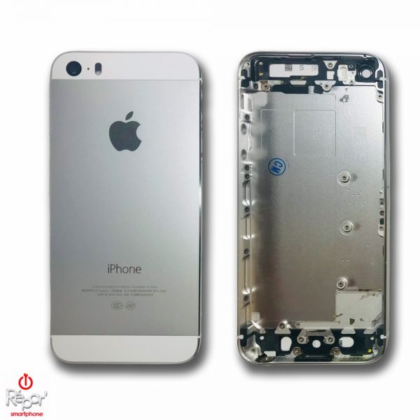 chassis arriere iphone 5s argent img1