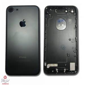 chassis coque arriere iphone 7 noir img1