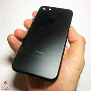 chassis coque arriere iphone 7 noir img2