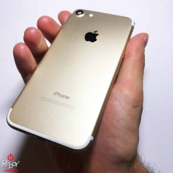 chassis coque arriere iphone 7 or img2