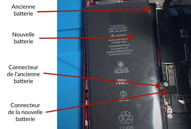 tester une batterie sans la monter